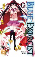 Mangas - Blue Exorcist Vol.12