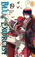 Blue Exorcist Vol.19
