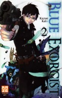 Manga - Manhwa - Blue Exorcist Vol.2