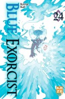 Blue Exorcist Vol.24