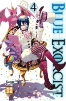 Blue Exorcist Vol.4