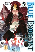 Blue Exorcist Vol.5