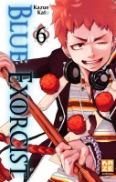 Blue Exorcist Vol.6