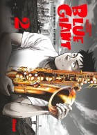 manga - Blue Giant Vol.2