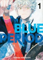Manga - Manhwa - Blue Period Vol.1