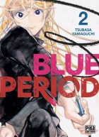 Blue Period Vol.2