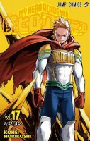 Manga - Manhwa - My Hero Academia jp Vol.17