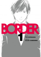 Manga - Manhwa -Border Vol.1