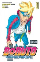 Manga - Manhwa -Boruto - Naruto Next Generations Vol.5