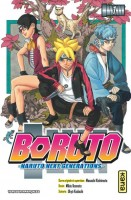 Manga - Manhwa -Boruto - Naruto Next Generations Vol.1