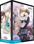 manga - Collection Yaoi - Pack Vol.16