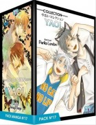 manga - Collection Yaoi - Pack Vol.17