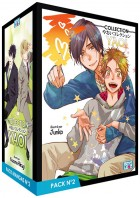 manga - Collection Yaoi - Pack Vol.2