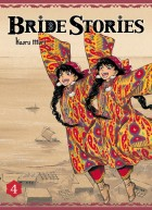 Manga - Manhwa - Bride Stories Vol.4