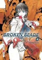 manga - Broken Blade Vol.4