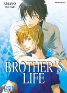 manga - Brother's life