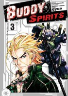 manga - Buddy spirits Vol.3