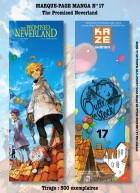 Manga - Manhwa - Marque-pages - Bulle en Stock Vol.17