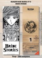 Manga - Manhwa - Marque-pages - Bulle en Stock Vol.1