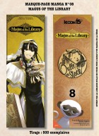 Manga - Manhwa - Marque-pages - Bulle en Stock Vol.8
