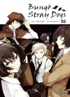 Manga - Manhwa - Bungô Stray Dogs Vol.2