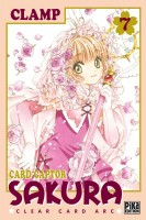 Manga - Manhwa -Card Captor Sakura - Clear Card Arc Vol.7