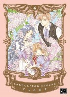 Manga - Card Captor Sakura - Edition Deluxe Vol.4
