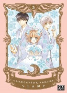 Manga - Manhwa - Card Captor Sakura - Edition Deluxe Vol.3