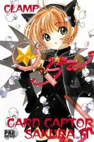 manga - Card Captor Sakura Vol.11