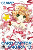 manga - Card Captor Sakura Vol.12
