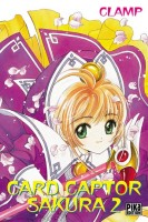 Card Captor Sakura Vol.2