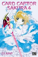 Manga - Manhwa - Card Captor Sakura Vol.4