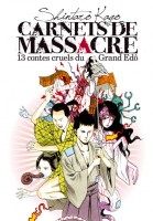 Manga - Carnets de massacre Vol.1