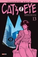 Manga - Manhwa - Cat's eye Deluxe Vol.13