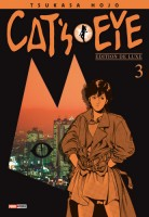 Manga - Manhwa - Cat's eye Deluxe Vol.3
