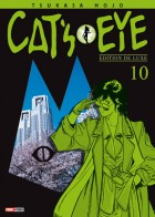 manga - Cat's eye Deluxe Vol.10