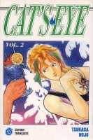 Manga - Manhwa - Cat's eye Vol.2