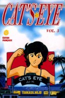 Manga - Manhwa - Cat's eye Vol.3