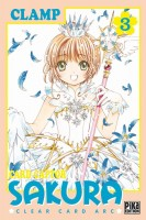 Manga - Manhwa - Card Captor Sakura - Clear Card Arc Vol.3