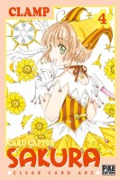 Card Captor Sakura - Clear Card Arc Vol.4