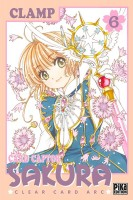 Manga - Manhwa - Card Captor Sakura - Clear Card Arc Vol.6