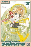 Manga - Manhwa - Card Captor Sakura - Double Vol.2