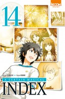 Manga - A Certain Magical Index Vol.14