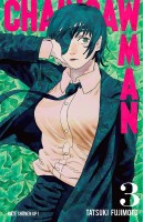 manga - Chainsaw Man Vol.3