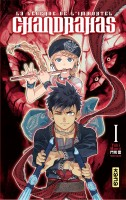 Manga - Manhwa - Légende de l'Immortel Chandrahas (la) Vol.1