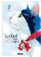 Manga - Manhwa - Chat aux sept vies (le) Vol.2