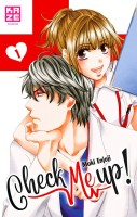 Manga - Manhwa - Check Me Up! Vol.1