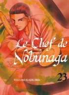 Chef de Nobunaga (le) Vol.23