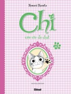 manga - Chi - Une vie de chat - Grand format Vol.14