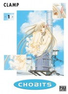 Manga - Manhwa -Chobits Vol.1